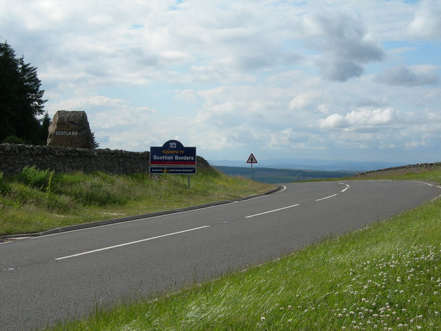 Looking into Scotland