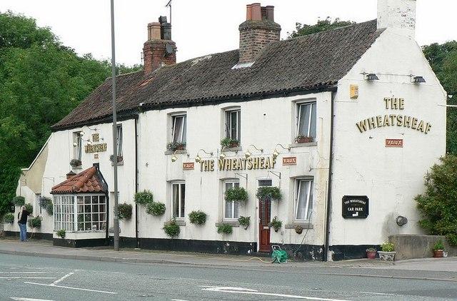 The Wheatsheaf, Harrogate Road, Ripon