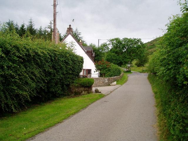 Uwch y Nant Cottage