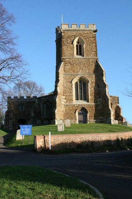 St Mary's, Potton