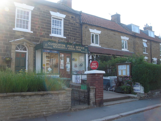 Post Office, Cloughton