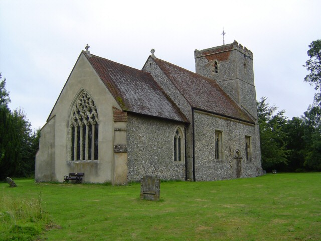 St Mary's, Reed