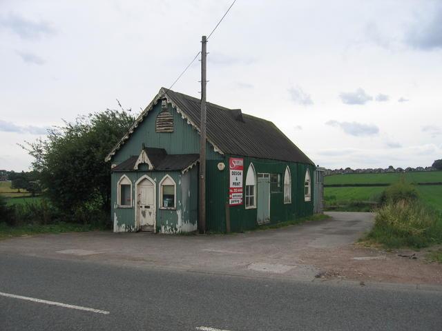 Old schoolroom