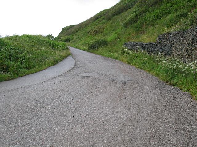 Road near Bellochantuy.
