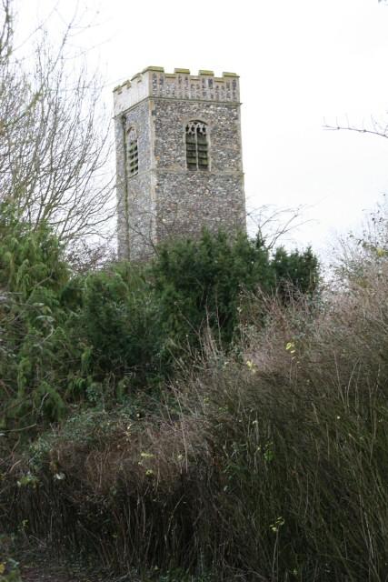 St Mary, Forncett St Mary
