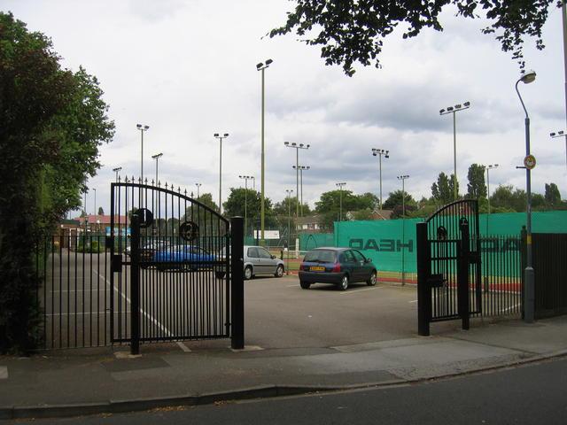 Streetly Lawn Tennis Club