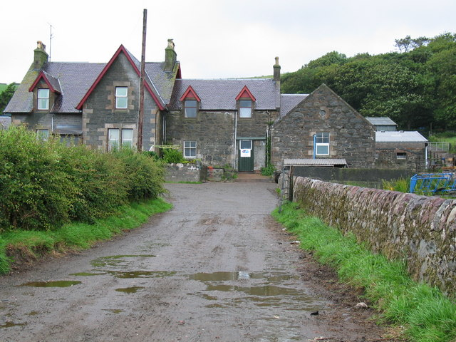Kilmaho Farm by Kilkenzie.