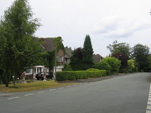 Little Aston Park Road, Streetly