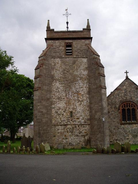 St Mary's Church, Cilcain