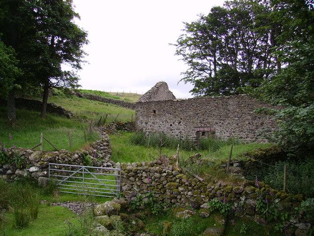 Ruin, Lambground