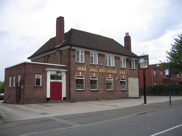 Hall End Tavern