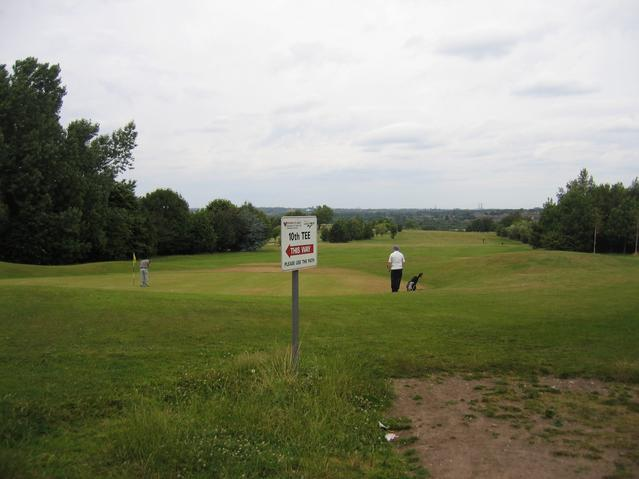 Hilltop Golf Course