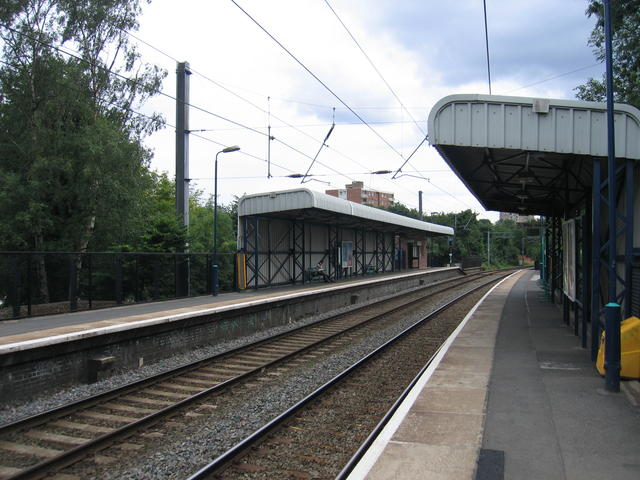 Chester Road Station