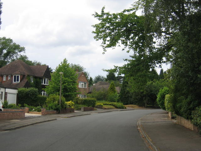 Jervis Crescent, Streetly