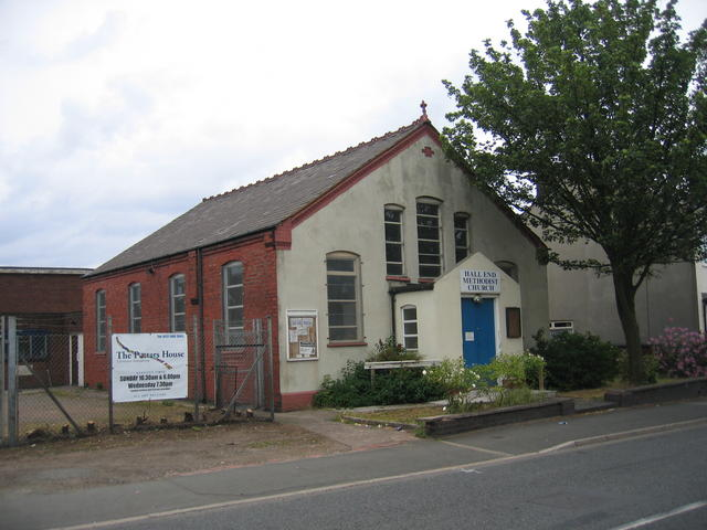 Hall End Methodist Church