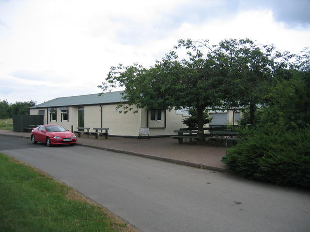 Club house, Hilltop golf course