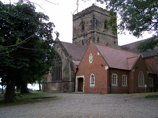 Dodderhill Church