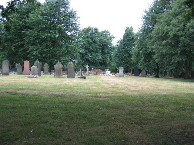 Heath Lane Cemetery