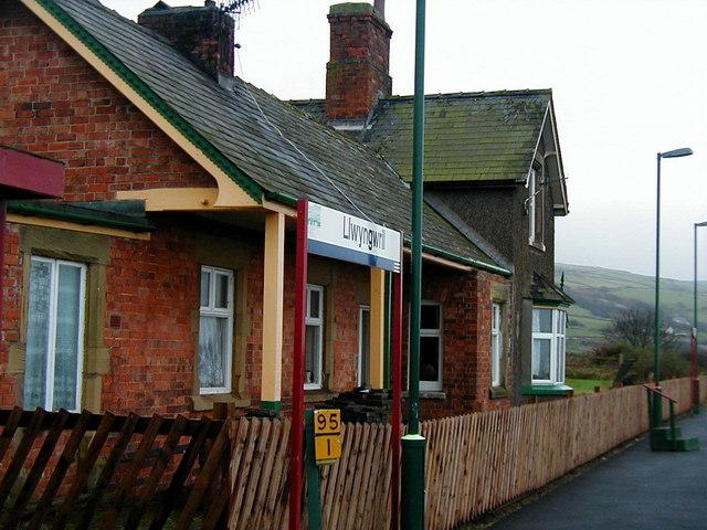 Llwyngwril Station, Cambrian Coast Railway