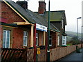 SH5809 : Llwyngwril Station, Cambrian Coast Railway by John Lucas