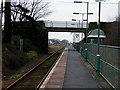 SH5821 : Talybont Station, Cambrian Coast Line by John Lucas
