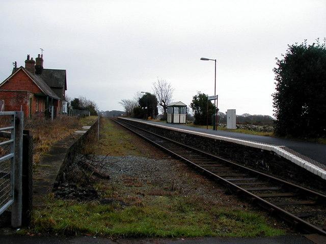 Dyffryn Ardudwy Railway Station