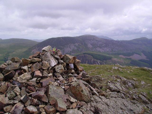 Summit Cairn, Crag Fell