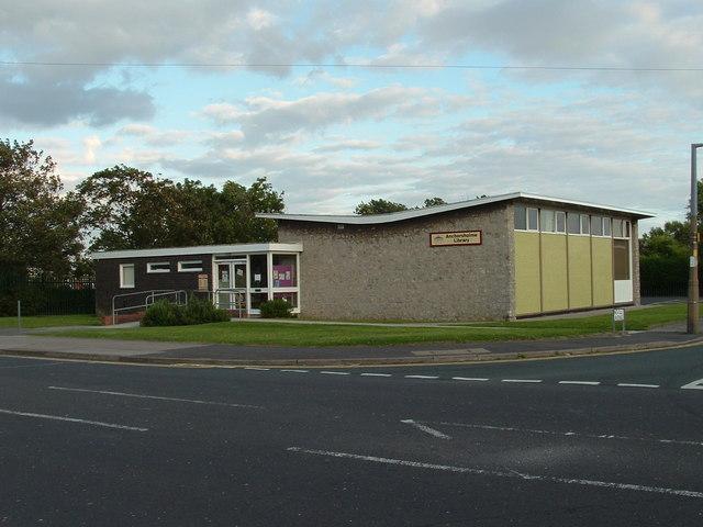 Anchorsholme Library