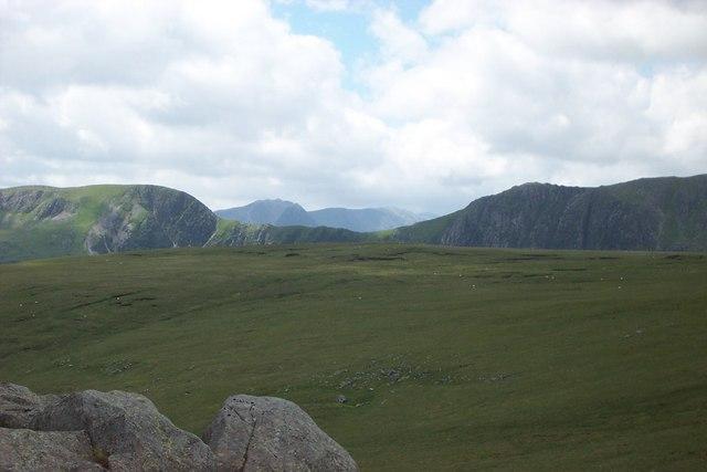 Gledrffordd plateau