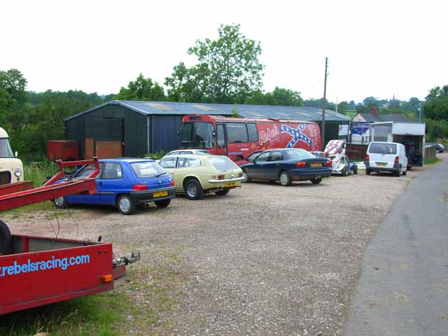 Rebels Racing, Marchington Woodlands