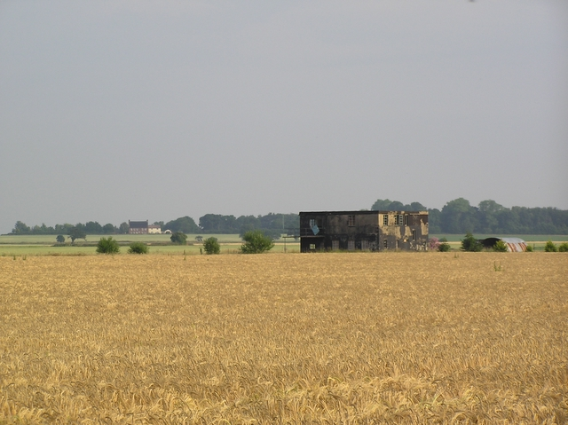 Control Tower, Ludham Airfield