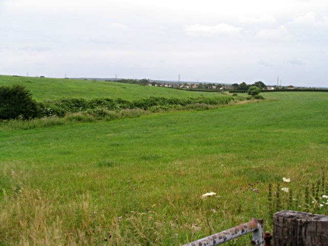 Farmland in Barnston