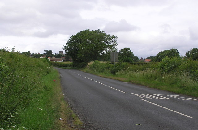 Coatsay Moor Lane