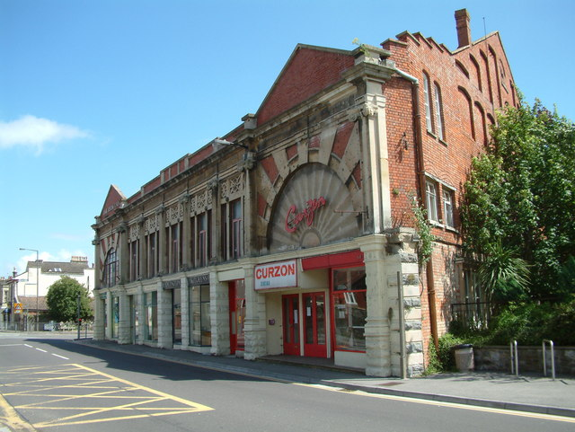 Clevedon - The Curzon Community Cinema, Old Church Road