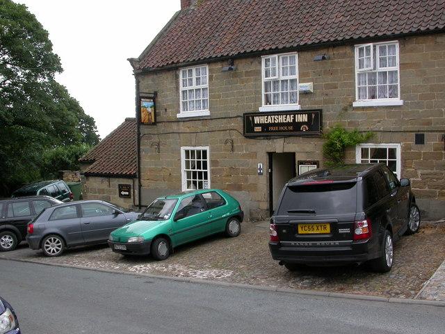 Wheatsheaf Inn, Borrowby