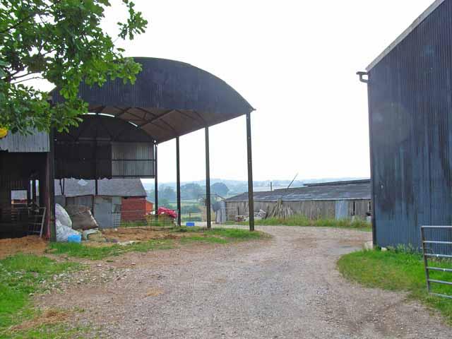 Barn at Agardsley Cottage Farm