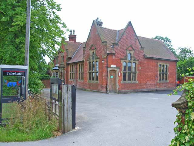 Needwood Jubilee Hall, Newchurch