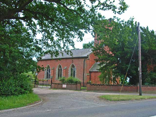 The Sanctuary, Newchurch