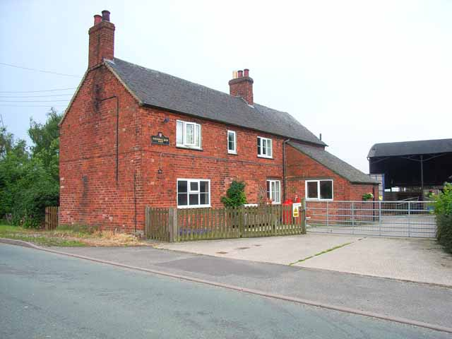 Whitehall Bank Farm, Forest Road
