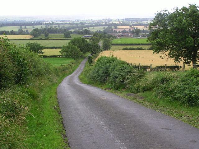 Mount Eff Road