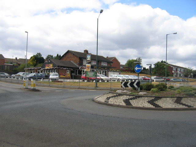 Beacon Road roundabout