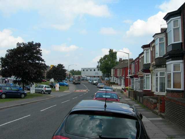 East Mount Road, Darlington