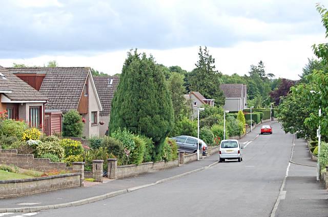 St Michaels Drive, Cupar