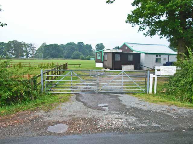 Draycott and Hanbury Cricket Club