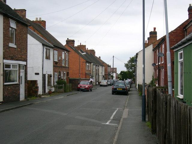 New Street, Birchmoor