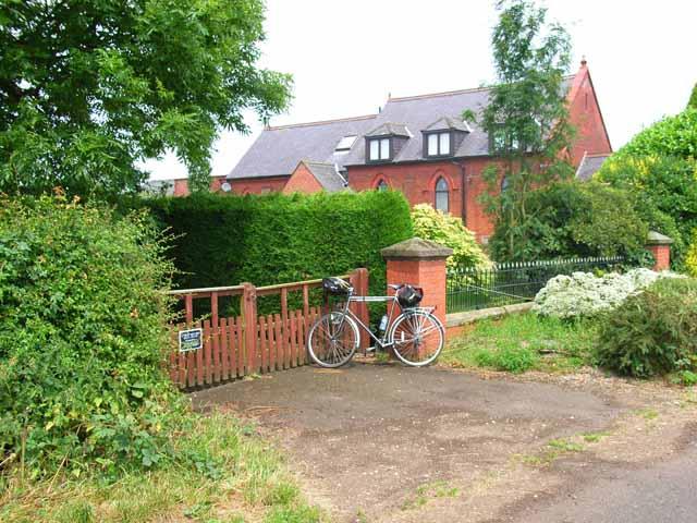 Converted Chapel near Hanbury