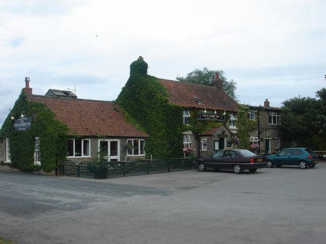 The Fox and Rabbit Inn