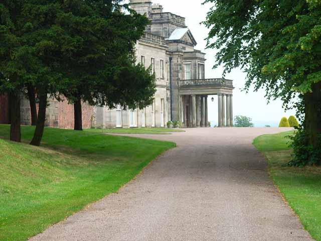 Dunstall Hall