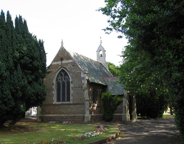 Thurmaston Cemetery Chapel