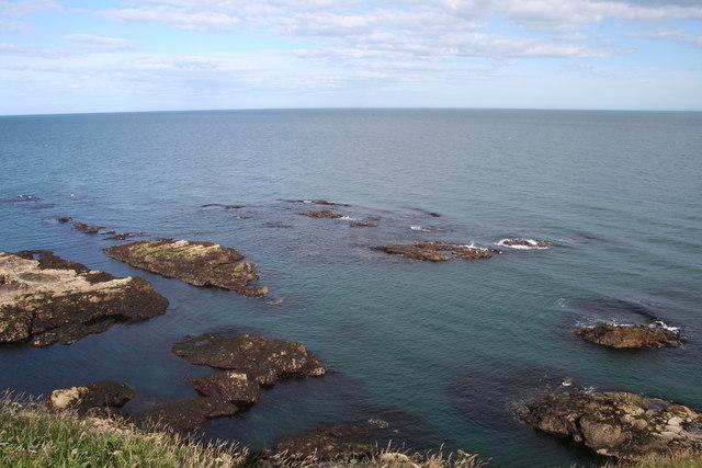 Rocks near Greg Ness